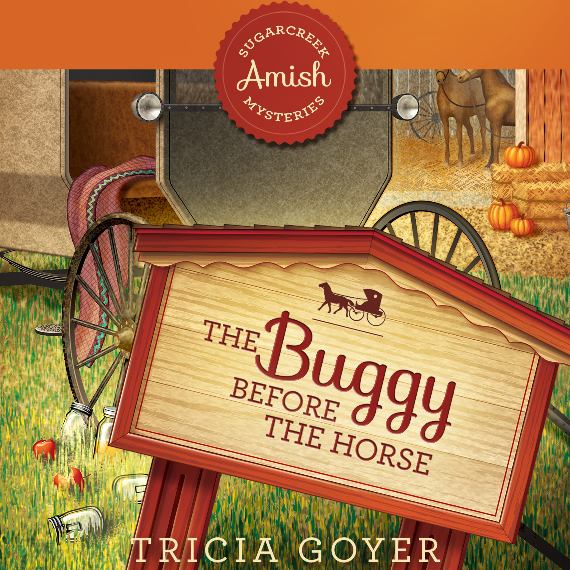The Buggy Before the Horse cover image