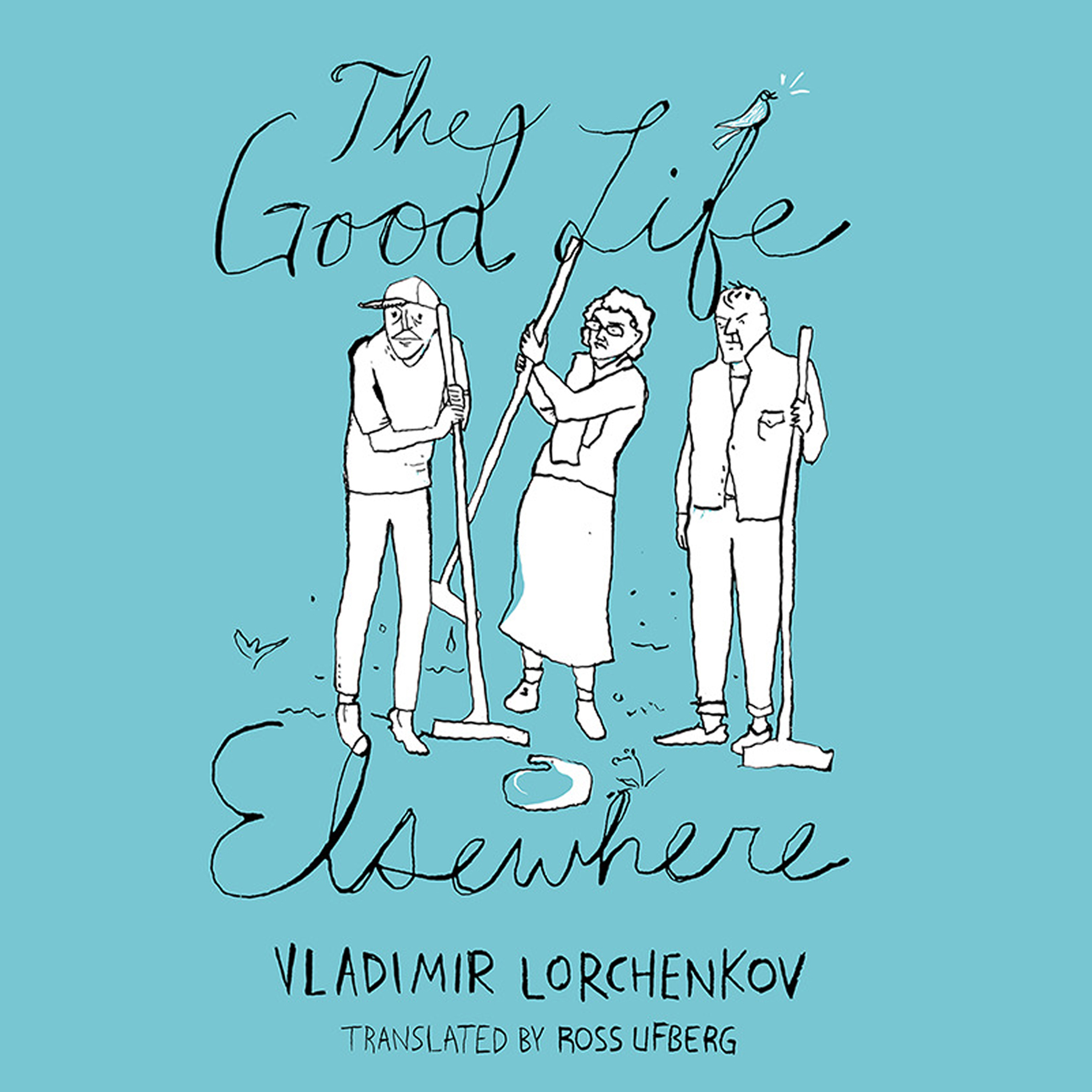The Good Life Elsewhere cover image