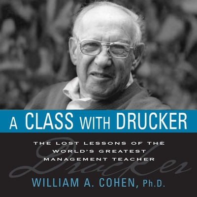 A Class With Drucker cover image
