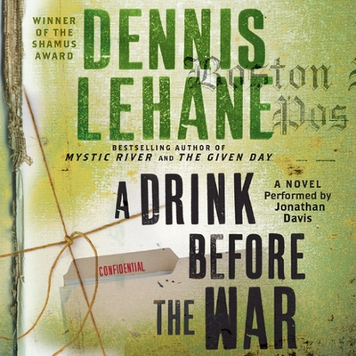A Drink Before the War cover image