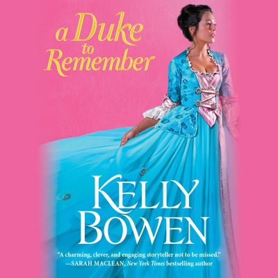A Duke to Remember cover image