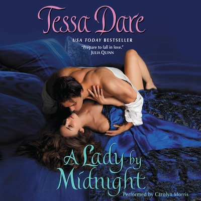 A Lady by Midnight cover image
