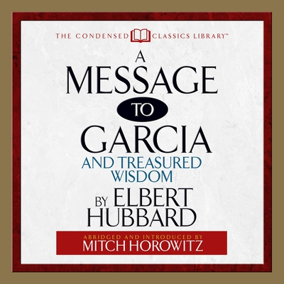 A Message to Garcia cover image