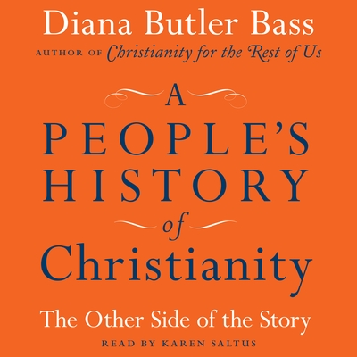A People's History of Christianity cover image