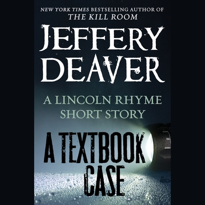 A Textbook Case (a Lincoln Rhyme story) cover image