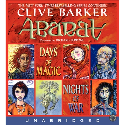 Abarat: Days of Magic, Nights of War cover image