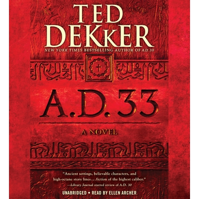 A.D. 33 cover image