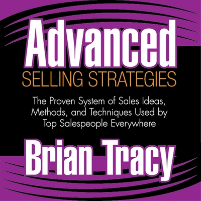 Advanced Selling Strategies cover image