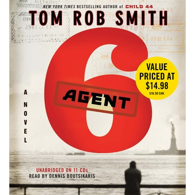 Agent 6 cover image