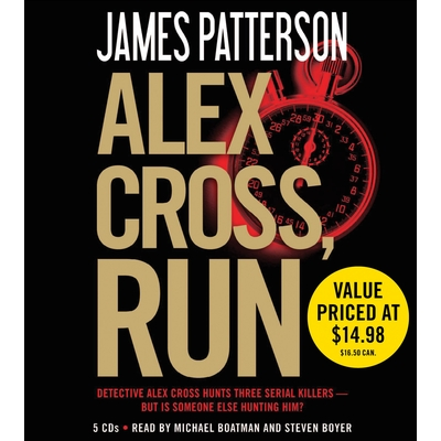 Alex Cross, Run cover image