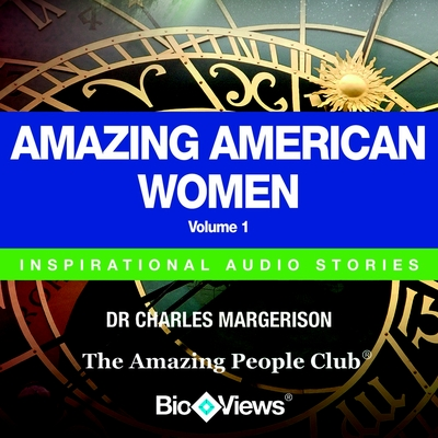 Amazing American Women - Volume 1 cover image