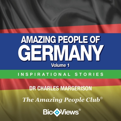 Amazing People of Germany - Volume 1 cover image