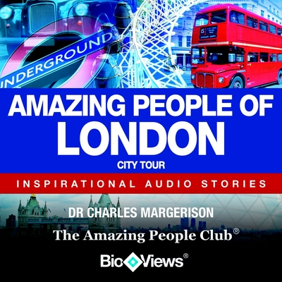 Amazing People of London cover image