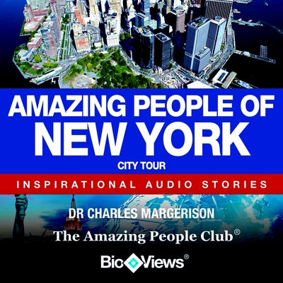 Amazing People of New York cover image