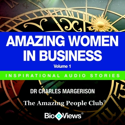 Amazing Women in Business - Volume 1 cover image