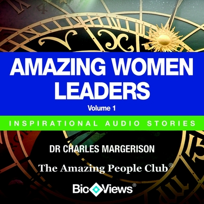 Amazing Women Leaders - Volume 1 cover image
