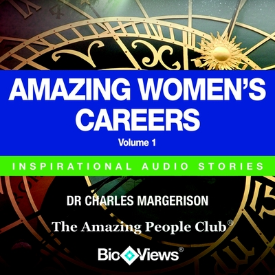 Amazing Women's Careers - Volume 1 cover image