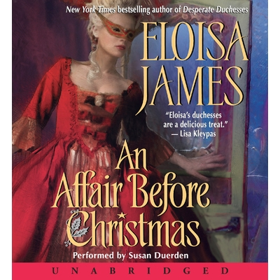 An Affair Before Christmas cover image