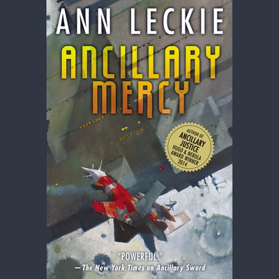 Ancillary Mercy cover image