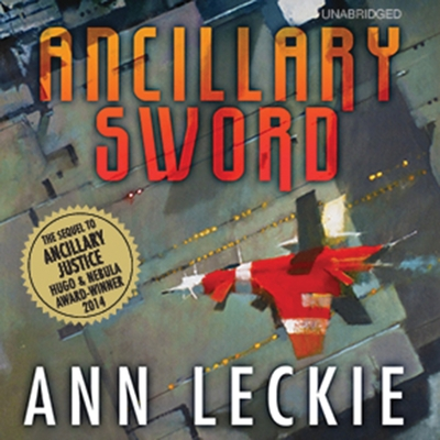 Ancillary Sword cover image