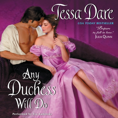Any Duchess Will Do cover image
