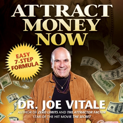 Attract Money Now cover image