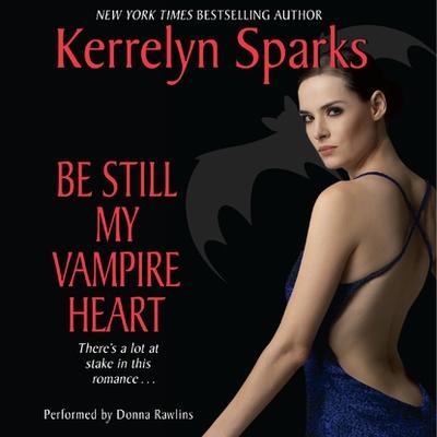 Be Still My Vampire Heart cover image