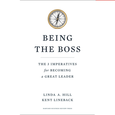 Being the Boss cover image