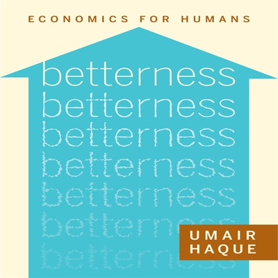 Betterness cover image