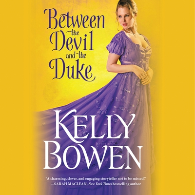 Between the Devil and the Duke cover image