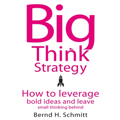 Big Think Strategy cover image