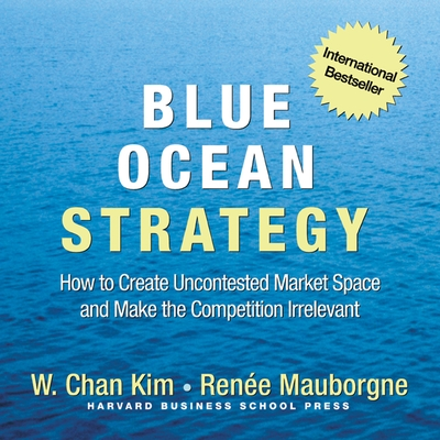 Blue Ocean Strategy cover image