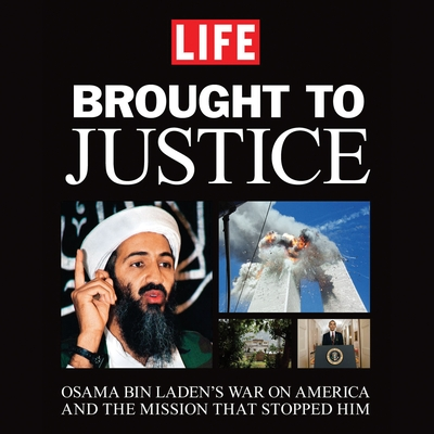 Brought to Justice cover image
