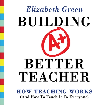 Building a Better Teacher cover image