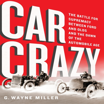 Car Crazy cover image