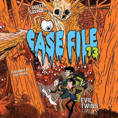 Case File 13 #3: Evil Twins cover image
