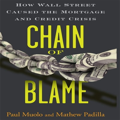 Chain of Blame cover image
