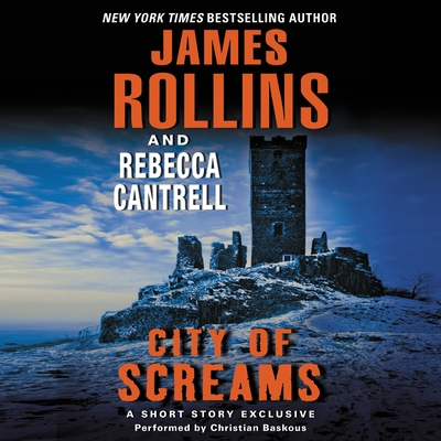 City of Screams cover image