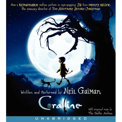 Coraline cover image