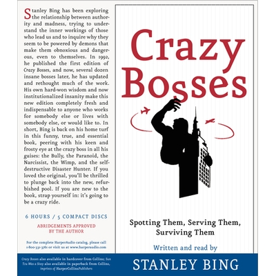 Crazy Bosses and Sun Tzu cover image