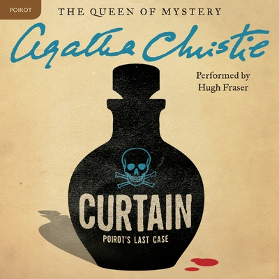 Curtain: Poirot's Last Case cover image