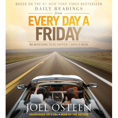 Daily Readings from Every Day a Friday cover image
