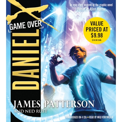 Daniel X: Game Over cover image