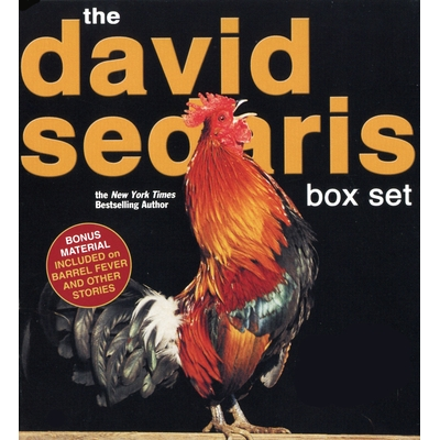 David Sedaris - 14 CD Boxed Set cover image