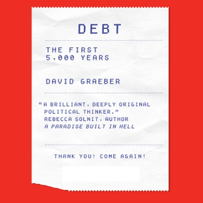 Debt cover image