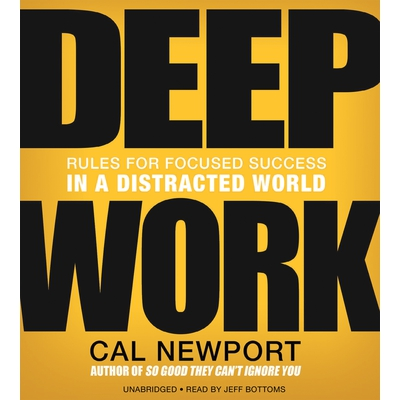 Deep Work cover image