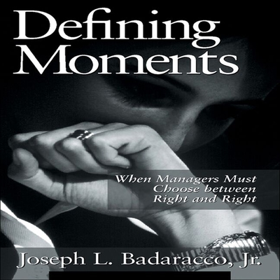Defining Moments cover image