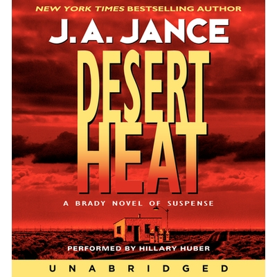 Desert Heat cover image