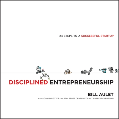 Disciplined Entrepreneurship cover image