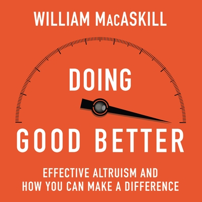 Doing Good Better cover image